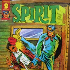 Cómics: SPIRIT. Nº 21. SUPERCOMICS GARBO. 1973.. Lote 49175485
