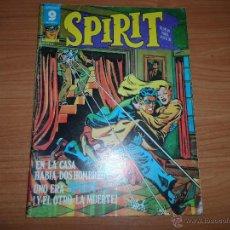 Cómics: SPIRIT Nº 22 EDITORIAL GARBO 1975. Lote 49193230