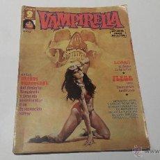Cómics: VAMPIRELLA Nº 5 (GARBO). Lote 49898403