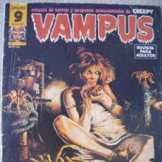 Cómics: VAMPUS Nº 77. Lote 50982096