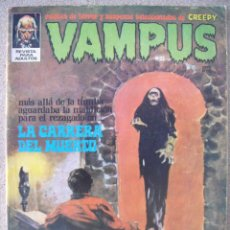 Cómics: VAMPUS Nº 23. Lote 50982124