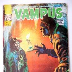 Cómics: VAMPUS. Nº 46. GARBO. Lote 51934807