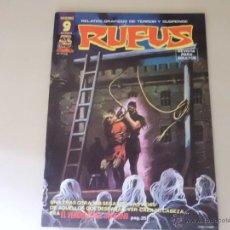 Cómics: RUFUS Nº 41 EDITORIAL GARBO. Lote 54008563