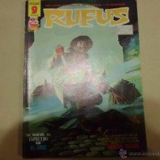 Cómics: RUFUS Nº 26 GARBO. Lote 54145249