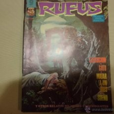 Cómics: RUFUS Nº 29 GARBO. Lote 54145331
