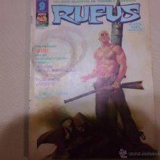 Cómics: RUFUS Nº 30 GARBO. Lote 54145363