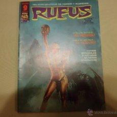 Cómics: RUFUS Nº 28 GARBO. Lote 54145567
