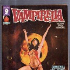 Cómics: REVISTA VAMPIRELLA. Nº 29. SUPERCOMICS GARBO.. Lote 54386553