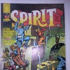 Comics : SPIRIT- Nº 3 -EDICIÓN CANÓNICA DE LA OBRA INMORTAL DE WILL EISNER-1975-NÚMERO DIFÍCIL-LEAN-5424. Lote 54931671