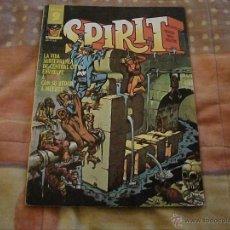 Cómics: SPIRIT Nº 3 WILL EISNER EDITORA GARBO 1975 BLANCO Y NEGRO VER FOTOS QUE NO TE FALTE EN TU COLECCION. Lote 55023994