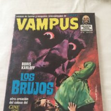 Cómics: VAMPUS N*31. Lote 57890477