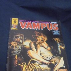 Cómics: VAMPUS - Nº 77 - GARBO - GR. Lote 58462283