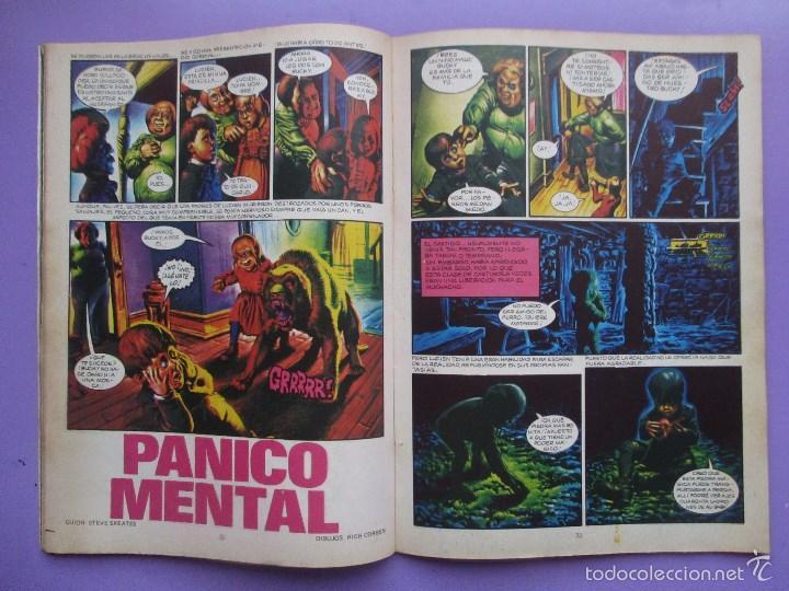 Cómics: FAMOSOS MONSTERS DEL CINE Nº 6 ¡¡ BUEN ESTADO !!!, GARBO RICHARD CORBEN - Foto 4 - 58601985
