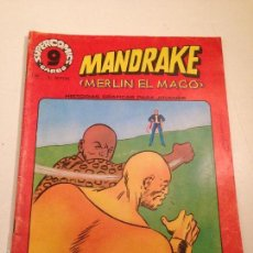 Cómics: SUPERCOMICS GARBO Nº 5. MANDRAKE - MERLIN EL MAGO. 1976 GARBO.. Lote 58793036
