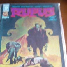 Cómics: RUFUS N-24. Lote 60367763