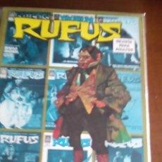 Cómics: RUFUS EXTRA PRIMAVERA TOMO. Lote 60368567