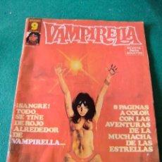 Cómics: VAMPIRELLA Nº 31 SUPERCOMICS GARBO. Lote 167709670