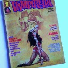 Cómics: VAMPIRELLA Nº 5, GARBO. CON PEPE GONZALEZ, ESTEBAN MAROTO Y OTROS. ESTUPENDA PORTADA DE ENRIC. Lote 64451303