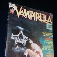 Cómics: COMIC VAMPIRELLA NUMERO 4. GARBO EDITORIAL. 1974. ENVIO GRATUITO. . Lote 68014965