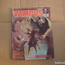 Cómics: VAMPUS Nº 39, EDITORIAL GARBO. Lote 71025505