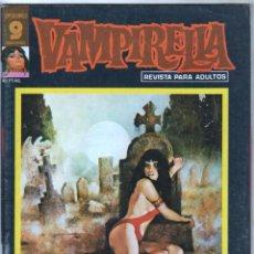 Cómics: VAMPIRELLA Nº 7 . Lote 71619967