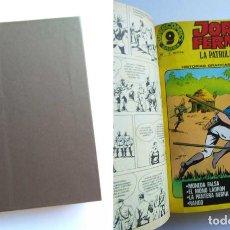 Cómics: JORGE Y FERNANDO, LA PATRULLA DE MARFIL, TOMO ENCUADERNADO MANUALMENTE CON 8 NÚMEROS. GARBO 1973. Lote 71882647