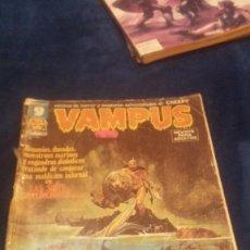 Comics : VAMPUS Nº55 SIN POSTER. Lote 73677903