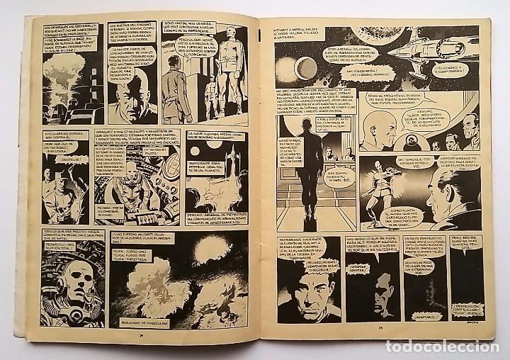 Cómics: RUFUS NÚMERO 23. RELATOS GRÁFICOS DE TERROR Y SUSPENSE. EDITORIAL GARBO. - Foto 3 - 77891117