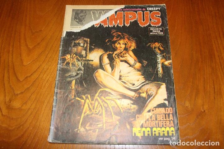 VAMPUS 77 (Tebeos y Comics - Garbo)