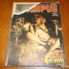Cómics: VAMPUS 77. Lote 78983525
