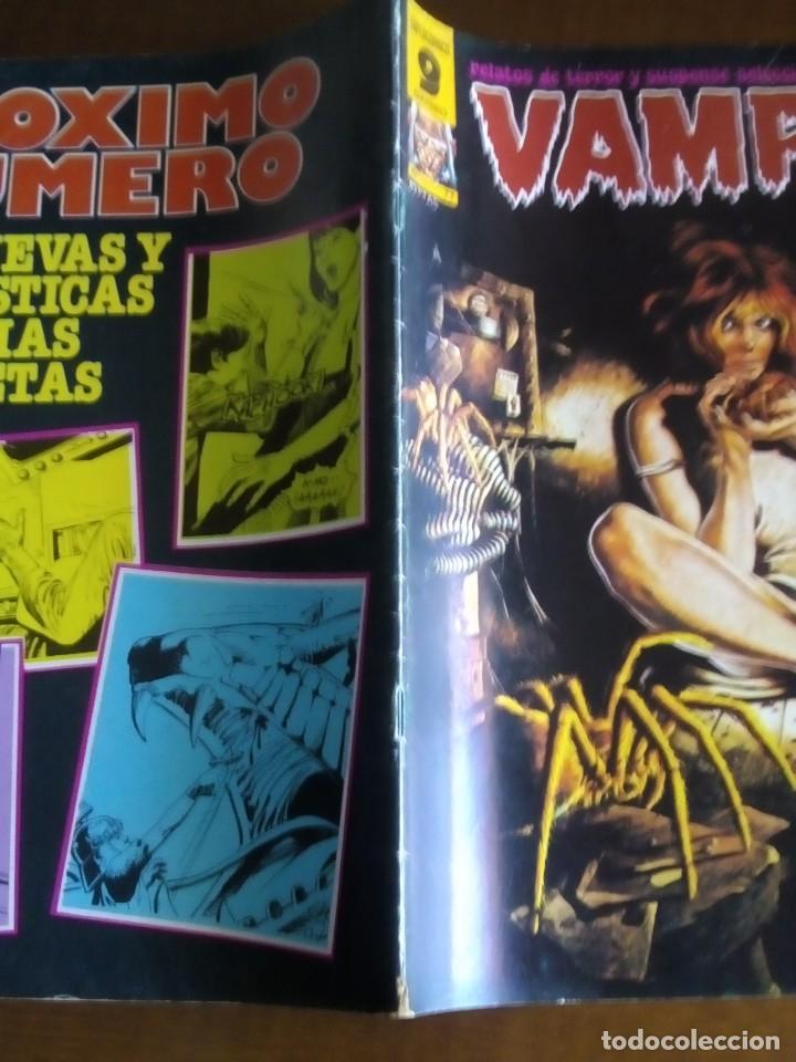 Cómics: VAMPUS N 77 ULTIMO NUMERO - Foto 3 - 80431525