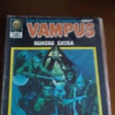 Cómics: VAMPUS NUMERO EXTRA 1973. Lote 80432065