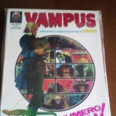 Cómics: VAMPUS NUMERO EXTRA AÑO 1973. Lote 80432565