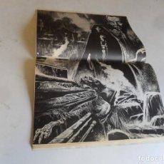 Cómics: VAMPUS Nº 68 CON PÓSTER. GARBO 1977. 35 PTS.. Lote 81312104