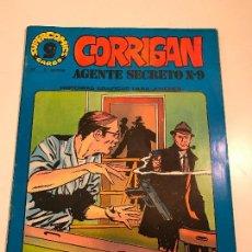 Cómics: SUPERCOMICS GARBO Nº 3. CORRIGAN. AGENTE SECRETO X-9. GARBO 1976. Lote 83594996