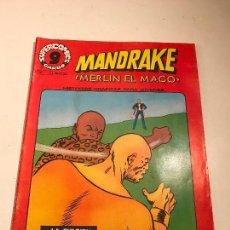Cómics: SUPERCOMICS GARBO Nº 5. MANDRAKE. MERLIN EL MAGO. GARBO 1976. Lote 83595196