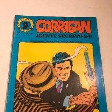 Cómics: SUPERCOMICS GARBO Nº 6. CORRIGAN. AGENTE SECRETO X-9. GARBO 1976. Lote 83595288