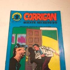Cómics: SUPERCOMICS GARBO Nº 15. CORRIGAN. AGENTE SECRETO X-9. GARBO 1976. Lote 83596512