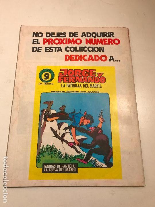 Cómics: SUPERCOMICS GARBO Nº 15. CORRIGAN. AGENTE SECRETO X-9. GARBO 1976 - Foto 3 - 83596512