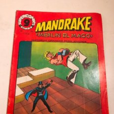 Cómics: SUPERCOMICS GARBO Nº 23. MANDRAKE. MERLIN EL MAGO. 1977 GARBO.. Lote 83597200