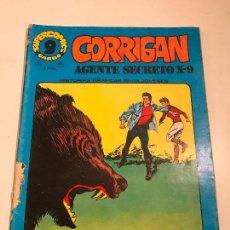 Fumetti: SUPERCOMICS GARBO Nº 24. CORRIGAN. AGENTE SECRETO X-9. 1977 GARBO.. Lote 83597408
