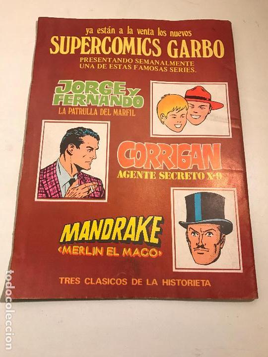 Cómics: VAMPUS Nº 60. CON POSTER EN EL INTERIOR. GARBO 1976 - Foto 3 - 83606672