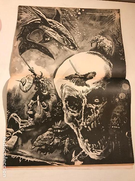 Cómics: VAMPUS Nº 71. CON POSTER EN EL INTERIOR. GARBO 1977 - Foto 2 - 83608204
