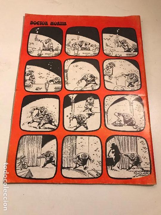 Cómics: VAMPUS Nº 71. CON POSTER EN EL INTERIOR. GARBO 1977 - Foto 3 - 83608204