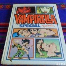 Cómics: VAMPIRELLA SPECIAL BY JOSÉ GONZÁLEZ TOUTAIN 1977 TAPA DURA. REGALO VAMPIRELLA Nº 1. GARBO 1974.. Lote 14039456