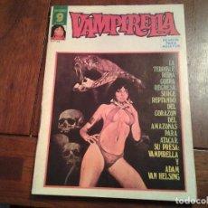 Cómics: VAMPIRELLA Nº 4 Y 18 - COMIC EROTICO - AÑO 1973. Lote 86440292