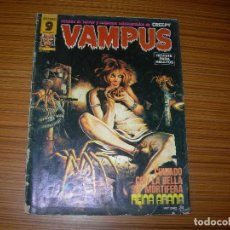 Cómics: VAMPUS Nº 77 EDITA GARBO . Lote 87860484