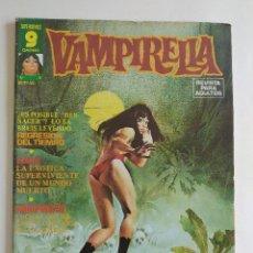 Cómics: VAMPIRELLA - Nº 8 - JULIO 1975 - ED GARBO. Lote 89522556