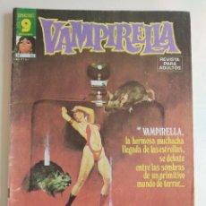 Cómics: VAMPIRELLA - Nº 25 - DICIEMBRE 1976 - ED GARBO. Lote 89523156