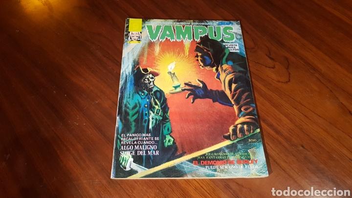 VAMPUS 46 MUY BUEN ESTADO GARBO (Tebeos y Comics - Garbo)